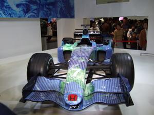 HONDA F1 アースカラー
