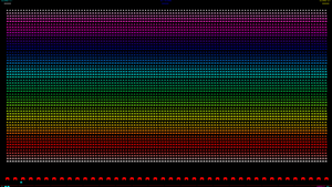 フルHD版スペースインベーダー