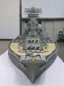 レゴ戦艦大和