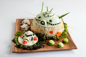 ビグザム豆腐
