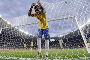ブラジル歴史に残る惨敗