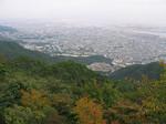 摩耶山から見た神戸市街