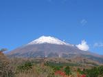 西臼塚からの富士山