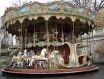 '09 パリにて・アメリの回転木馬