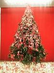 ニューオータニ、ロビーのクリスマスツ