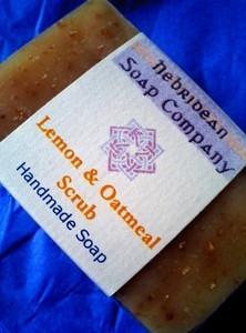 Hebridean soap