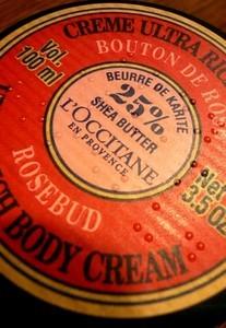 Ultra Rich Body Cream Rosebud