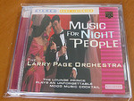 LARRY PAGE ORCHESTRA / MUSIC FOR NIG