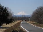 川越から富士山をウルトラミラクルスー