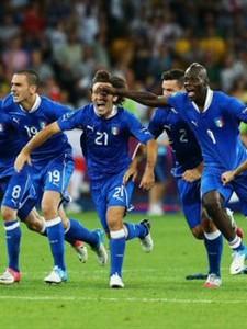 イタリアベスト4