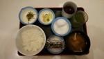 「松家」の朝定食