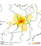 大阪府北部地震(暫定)