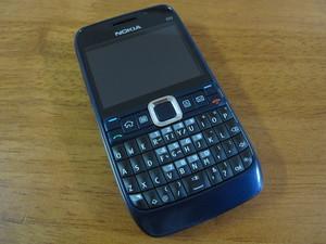 Nokia E63がやってきた