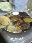 南インド料理at Haggie邸