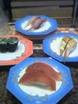 回転寿司「おばけ寿司」at枝吉