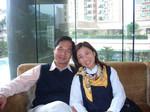 張 偉 小姐 & 蒋 東強 先生 夫妻