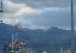 雪の銅山峰