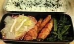 焼き塩鮭弁当
