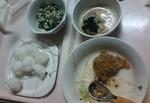 [食]病院夕食