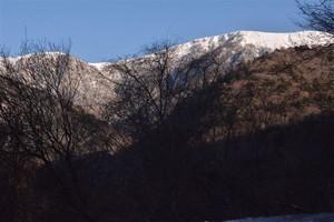 白い西熊山