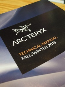 ARC'TERYX:2015FALL WINTER