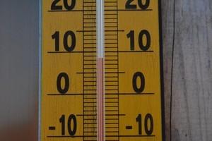 気温8.5℃
