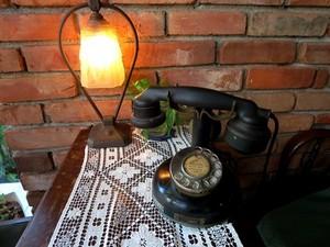 オープン当時の電話