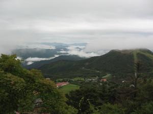 夏休み 茶臼山高原 ハイキング