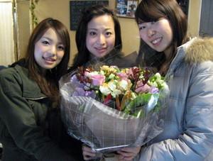 花束 名古屋