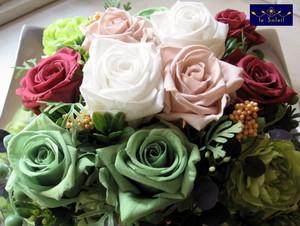 結婚祝い−プリザーブドフラワー