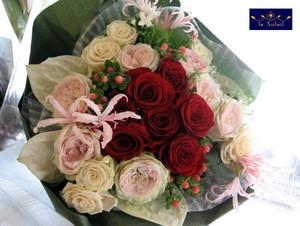 結婚祝い−花束