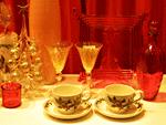 クリスマス・テーブルウェア
