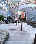 呉市両城の200階段