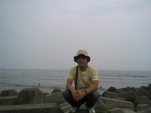 鎌倉旅行の一こま