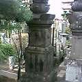 吉良上野介墓