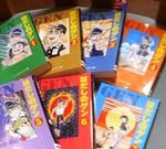 だしのゲン文庫コミック版全7巻