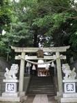 大原神社の鳥居