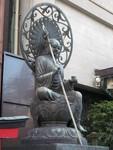 大安楽寺の地蔵菩薩