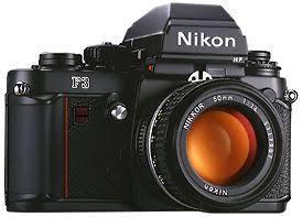 Nikon F3 HP + Ai Nikkor 50mm f/1.4