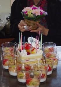 手作りケーキ!!!