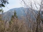 前山からの恵那山