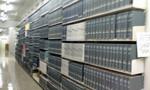 図書館地下書庫