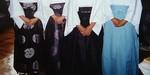 各神職身分に応じた袴