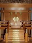 神棚のお社の御扉
