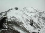 雪の白毛門