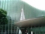 六本木の国立新美術館