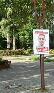 左翼党(Linke)のポスター