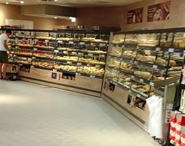 新設されたパンコーナー