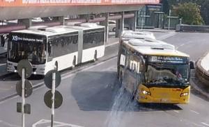 冷房が導入されたベルリンの新バス