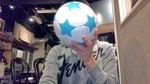 始まりはサッカーボール